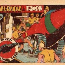 Tebeos: RED DIXON SEGUNDA SERIE Nº57. Lote 4799211
