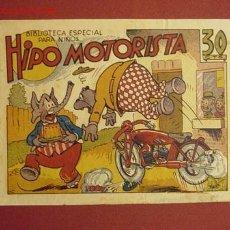 Tebeos: HIPO, MONIFO Y FIFI. (BIB. ESP. PARA NIÑOS). (MARCO - 1942).. Lote 126407719