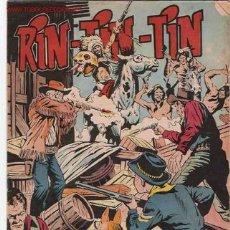 Tebeos: RIN TIN TIN Nº 82 - ORIGINAL - MARCO 1960. Lote 26531935