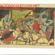 Tebeos: RED DIXON 2ª SERIE Nº 53. Lote 26819494