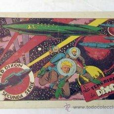 Tebeos: TEBEO RED DIXON 2ª SERIE Nº33 LA TEMERIDAD DE DIXON EDITORIAL MARCO. Lote 9945769