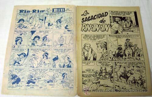 Tebeos: Rin tin tin nº 29 La sagacidad de Rin tin tin 1958 - Foto 2 - 9971491