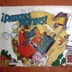 Tebeos: HIPO, MONITO Y FIFI - PATATAS FRITAS - EDITORIAL MARCO. Lote 9973101