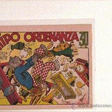 Tebeos: BIBLIOTECA ESPECIAL PARA NIÑOOS ......HIPO ORDENANZA DE MARCO . Lote 23987576
