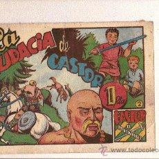 Tebeos: CASTOR EL INVENCIBLE Nº2 DE MARCO . Lote 24413900