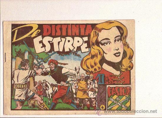 CASTOR EL INVENCIBLE Nº4 DE MARCO (Tebeos y Comics - Marco - Castor el Invencible)