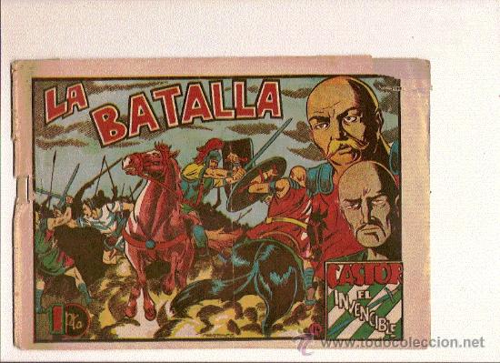 CASTOR EL INVENCIBLE Nº14 DE MARCO (Tebeos y Comics - Marco - Castor el Invencible)