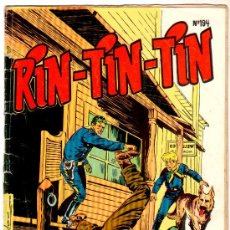 Tebeos: RIN TIN TIN RINTINTIN Nº 194. Lote 222127528