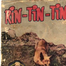 Tebeos: RIN-TIN-TIN - Nº 104 - EDITORIAL MARCO - DEP. LEGAL 1958. Lote 11255902