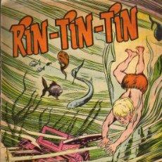 Tebeos: RIN-TIN-TIN - Nº 112 - EDITORIAL MARCO - DEP. LEGAL 1958. Lote 11255942