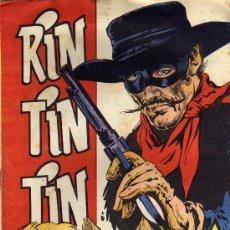 Tebeos: RIN-TIN-TIN - Nº 120 - EDITORIAL MARCO - DEP. LEGAL 1958. Lote 11255953