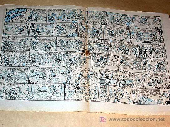 Tebeos: LA RISA TERCERA ÉPOCA Nº 8. EDICIONES MARCO 1965. E. BOIX. CASTILLO. FLEETWAY.+++++ - Foto 2 - 26195282