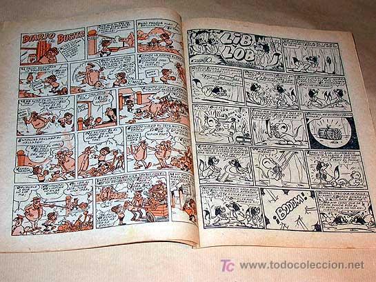 Tebeos: LA RISA TERCERA ÉPOCA Nº 18. EDICIONES MARCO 1965. E. BOIX. CASTILLO. FLEETWAY.+++++ - Foto 2 - 26195284
