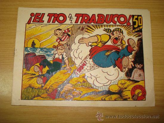 EL TIO DEL TRABUCO EDITORIAL MARCO (Tebeos y Comics - Marco - Otros)