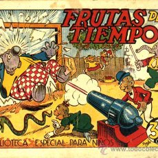 """Tebeos: BIBLIOTECA ESPECIAL PARA NIÑOS """"FRUTAS DEL TIEMPO"""". Lote 12412043"""