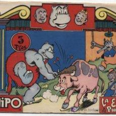 Tebeos: HIPO COLOR Nº 3. Lote 21648658