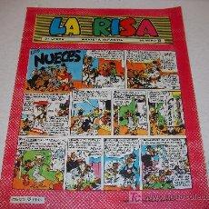 Tebeos: EDITORIAL MARCO: LA RISA 3ª EPOCA, Nº 28. Lote 12820274