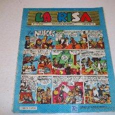 Tebeos: EDITORIAL MARCO: LA RISA 3ª EPOCA, Nº 14. Lote 12820356