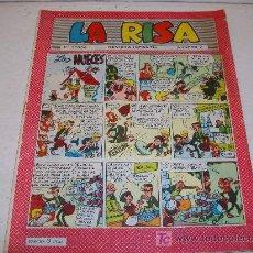 Tebeos: EDITORIAL MARCO: LA RISA 3ª EPOCA, Nº 7. Lote 12820390
