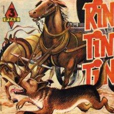 Tebeos: RIN-TIN-TIN Nº39 (DIBUJOS DE J. UBEDA, BONO Y OTROS,...). Lote 13179632
