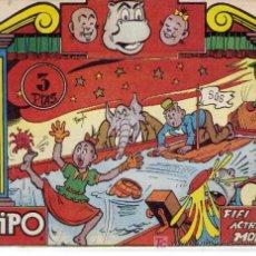 Tebeos: HIPO COLOR.Nº 4. MARCO 1962. Lote 22502853