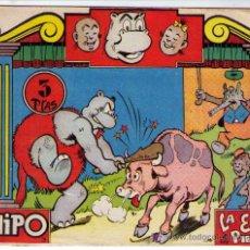 Tebeos: HIPO COLOR.Nº 3. MARCO 1962. Lote 22502855
