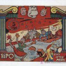 Tebeos: HIPO COLOR. Nº 4. MARCO 1962. Lote 13840404