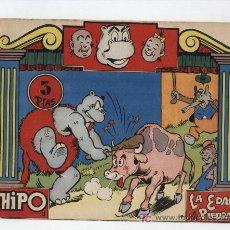 Tebeos: HIPO COLOR. Nº 3. MARCO 1962. Lote 22824202
