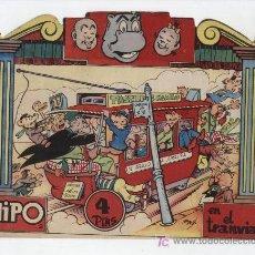 Tebeos: HIPO COLOR. Nº 2. MARCO 1962. Lote 22824203