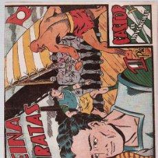 BDs: CASTOR EL INVENCIBLE Nº 38. EDITORIAL MARCO 1951.. Lote 24888812