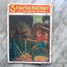 Tebeos: STCERTE: BECKER- UN CAPITÁN DE 18 AÑOS - Nº 24: EL BUQUE FANTASMA. Lote 16332573