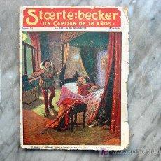 Tebeos: STCERTE: BECKER - UN CAPITÁN DE 18 AÑOS - Nº 35: LA BATALLA DE ALJUBARROTA. Lote 16340144