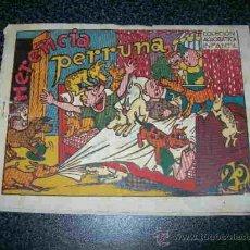 Tebeos: 0099/2011 COLECCION ACROBATICA INFANTIL. HERENCIA PERRUNA. Lote 16728094
