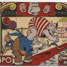 Tebeos: HIPO COLOR. CAMARERO DE VERANO. MARCO 1962.. Lote 17369347