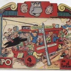 Tebeos: HIPO COLOR Nº 2. MARCO 1962.. Lote 17369353