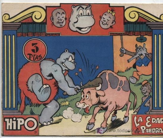 HIPO COLOR Nº 3. MARCO 1962. (Tebeos y Comics - Marco - Hipo (Biblioteca especial))