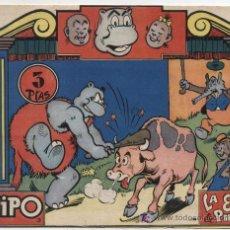 Tebeos: HIPO COLOR Nº 3. MARCO 1962.. Lote 17373171