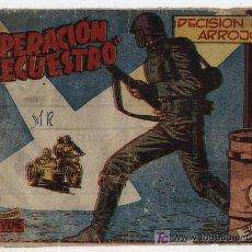 Tebeos: OPERACIÓN SECUESTRO Nº 7. MARCO 1959.. Lote 17553354