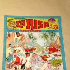 Tebeos: LA RISA, 2ª ÉPOCA, Nº 86, TERREMOTO. EDITORIAL MARCO, 1955. IBÁÑEZ, OSETE, BELINDO, RIZO, MESTRE.+++. Lote 26079854