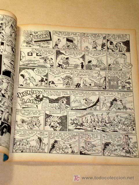Tebeos: LA RISA, 2ª ÉPOCA, Nº 84, CANTANDO BAJO LA LLUVIA. EDITORIAL MARCO, 1955. IBÁÑEZ, BOIX, MESTRE, RIZO - Foto 2 - 26079853
