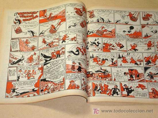 Tebeos: LA RISA, 2ª ÉPOCA, Nº 84, CANTANDO BAJO LA LLUVIA. EDITORIAL MARCO, 1955. IBÁÑEZ, BOIX, MESTRE, RIZO - Foto 3 - 26079853