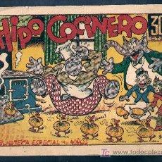 Tebeos: BIBLIOTECA ESPECIAL PARA NIÑOS - HIPO COCINERO - MARCO. Lote 18840869