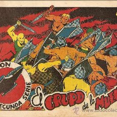 Tebeos: RED DIXON Nº 10 SEGUNDA SERIE (ORIGINAL) EDITORIAL MARCO 1955. Lote 24641339