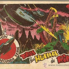 Tebeos: RED DIXON Nº 11 SEGUNDA SERIE (ORIGINAL) EDITORIAL MARCO 1955. Lote 24641341