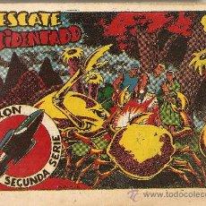 Tebeos: RED DIXON Nº 12 SEGUNDA SERIE (ORIGINAL) EDITORIAL MARCO 1955. Lote 24641342