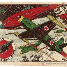 Tebeos: RED DIXON Nº 41 SEGUNDA SERIE (ORIGINAL) EDITORIAL MARCO 1955. Lote 26658886