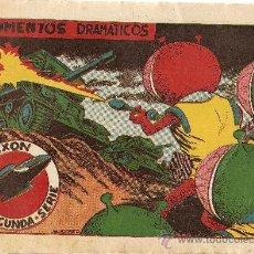 Tebeos: RED DIXON Nº 43 SEGUNDA SERIE (ORIGINAL) EDITORIAL MARCO 1955. Lote 27473347
