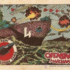 Tebeos: RED DIXON Nº 46 SEGUNDA SERIE (ORIGINAL) EDITORIAL MARCO 1955. Lote 24825889