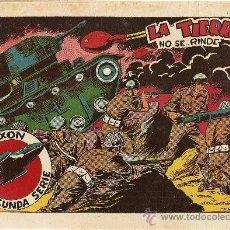 Tebeos: RED DIXON Nº 47 SEGUNDA SERIE (ORIGINAL) EDITORIAL MARCO 1955. Lote 24825890
