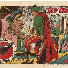 Tebeos: RED DIXON Nº 48 SEGUNDA SERIE (ORIGINAL) EDITORIAL MARCO 1955. Lote 24825891